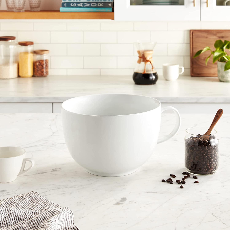 giant coffee mug