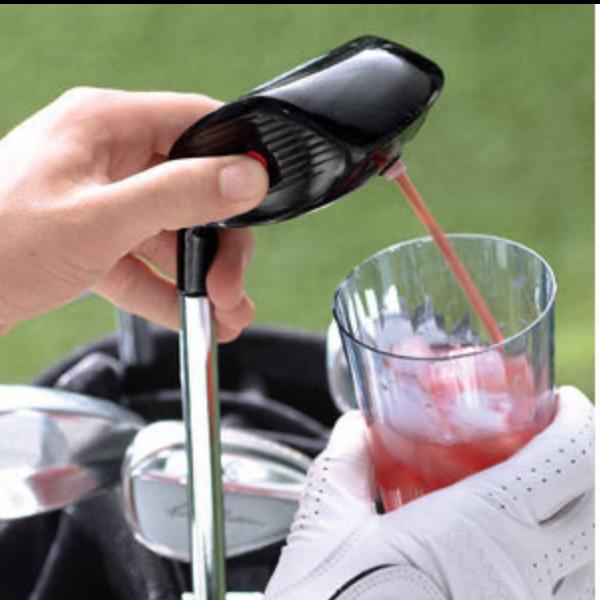 golf club drink dispencer
