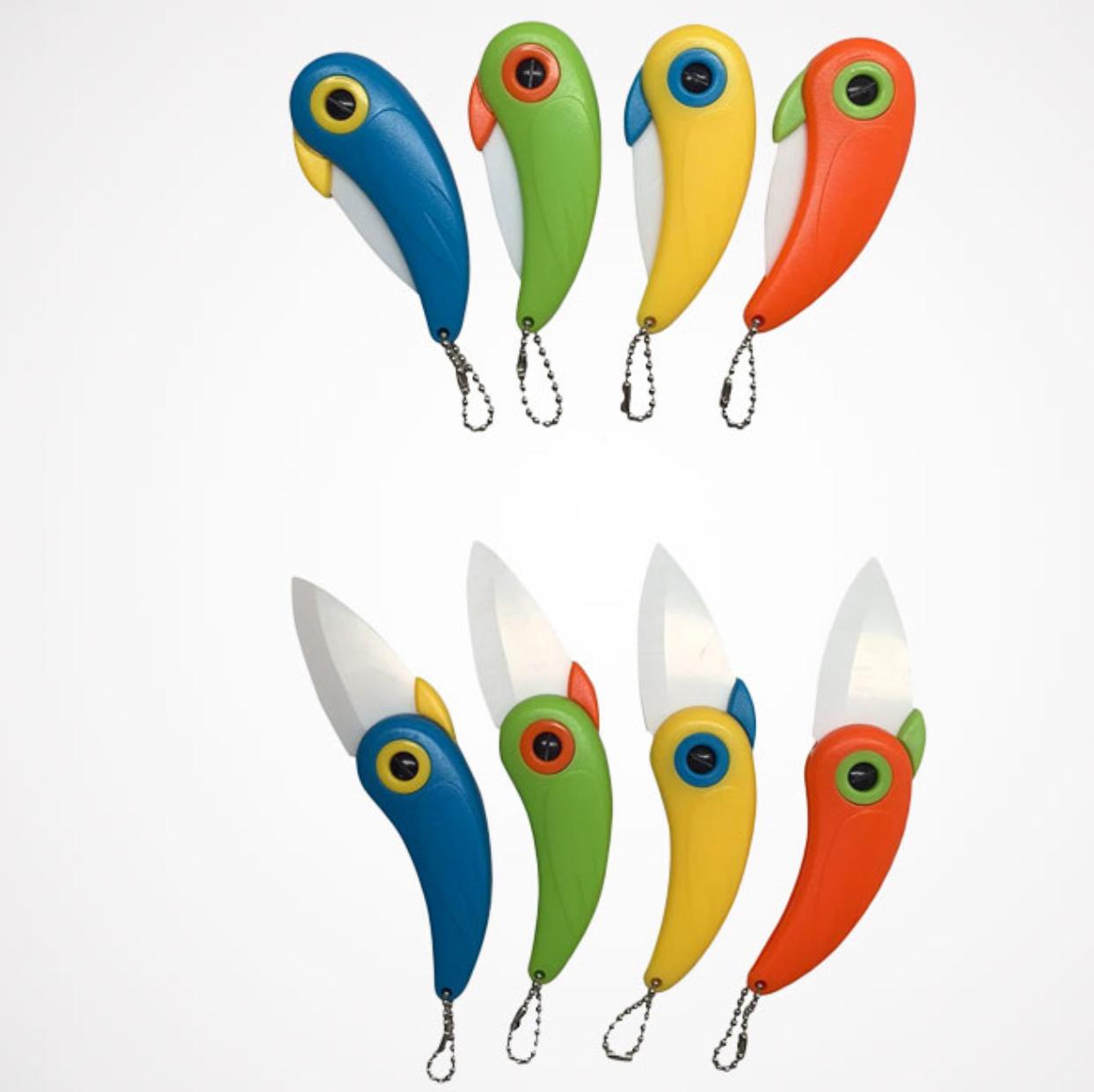 Bird Folding Knives