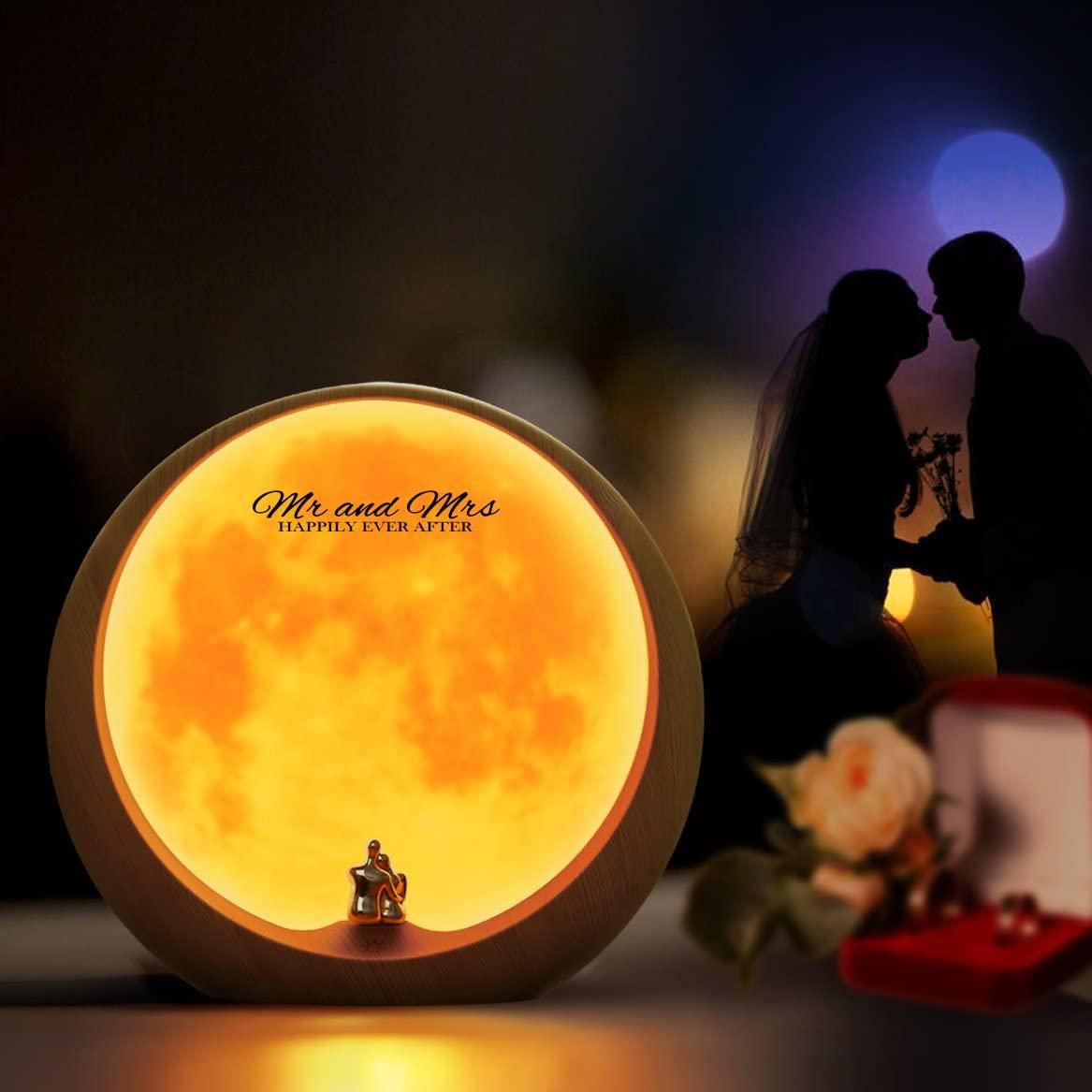 5. mamre Moon Ambient Light