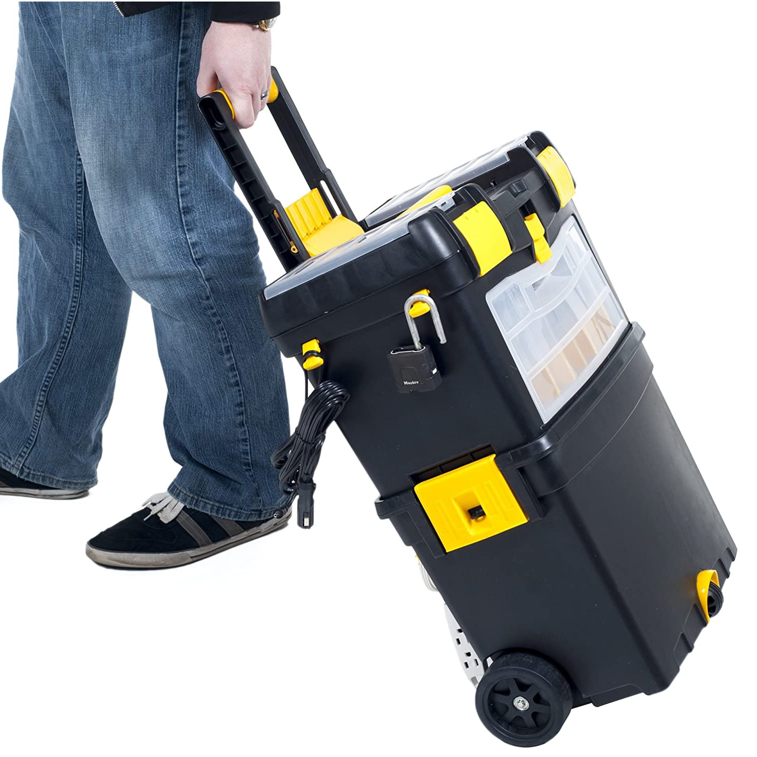 mobile tool storage caddy
