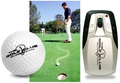 remote control golf ball