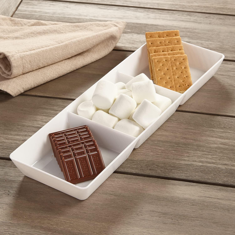 reusable tv dinner trays