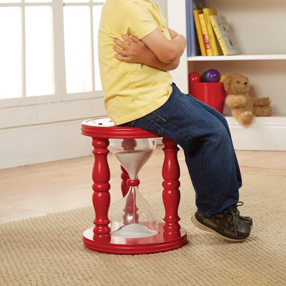 time out stool with timer