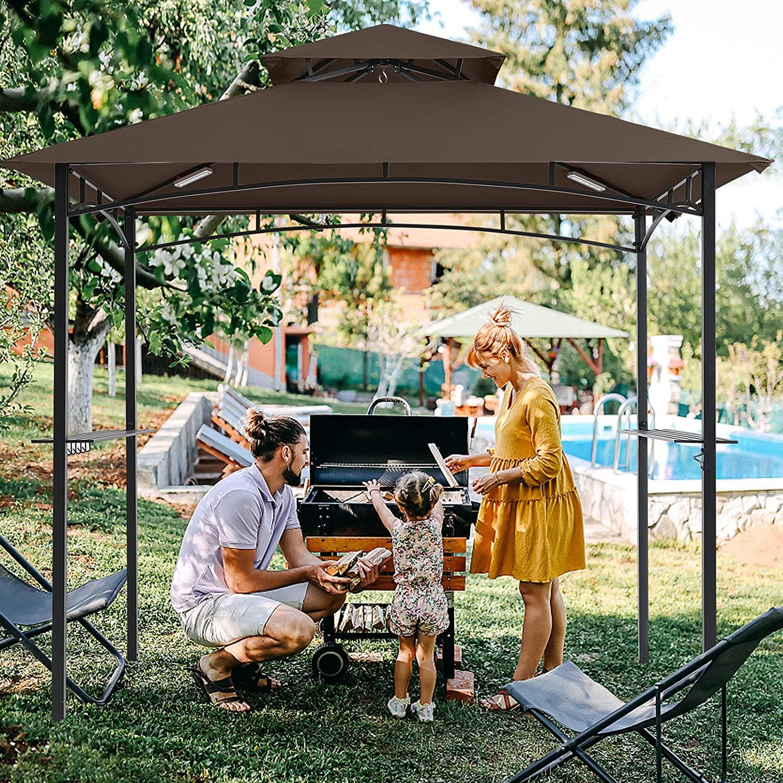 veranda grill canopy